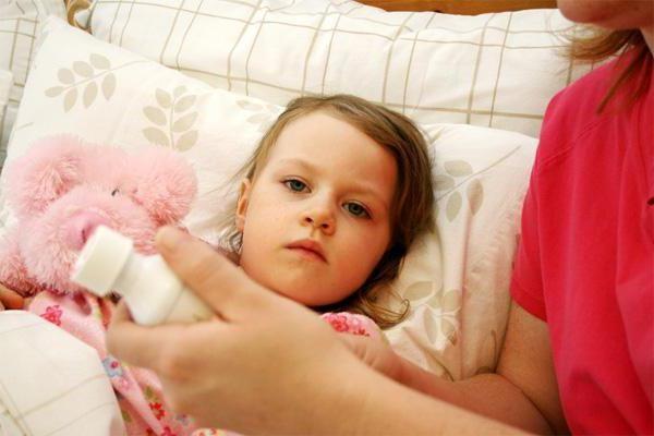 Akutni adenoiditis pri otrocih
