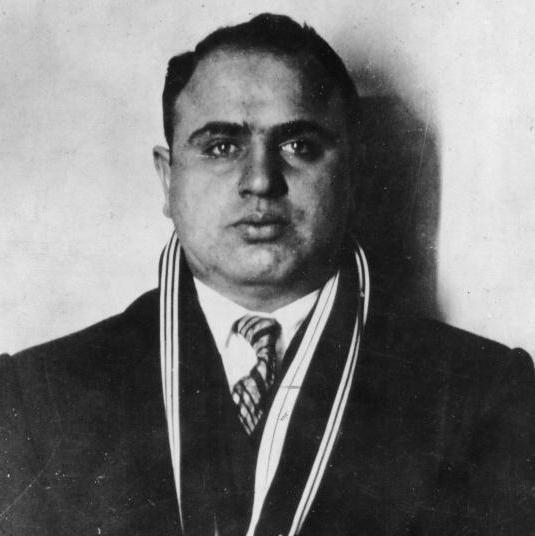 Al Capone - krvavo poglavje v zgodovini Amerike