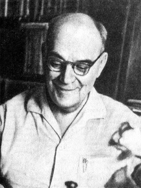 Alexander Solodovnikov: ruski pesnik