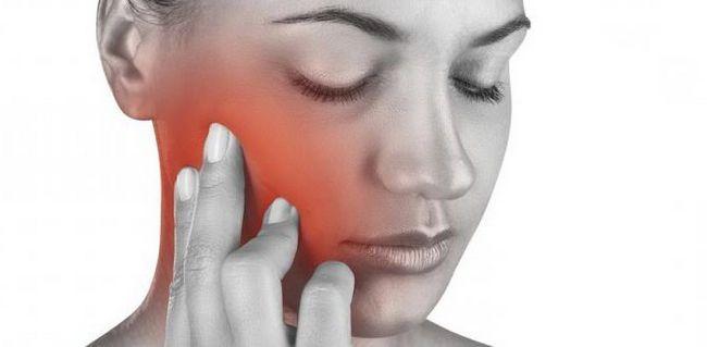 artritis simptomov temporomandibularnega sklepa