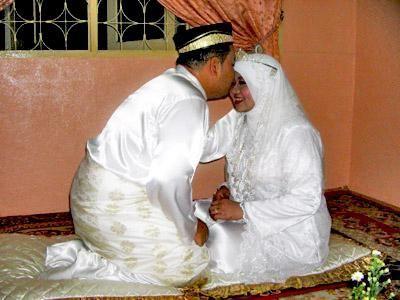 prva poročna noč za muslimane