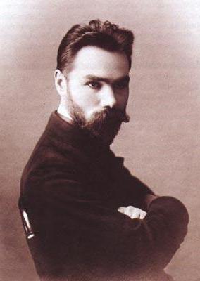 Bryusov Valery Yakovlevich, kratka biografija in ustvarjalnost