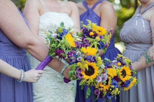 poročni šopek neveste
