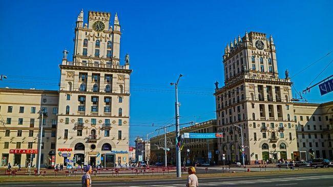 Kaj je videti v Minsku sami?