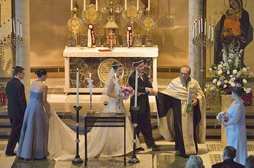 cerkveni stroški poroke