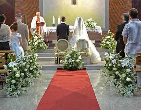 poroka v cerkveni ceni
