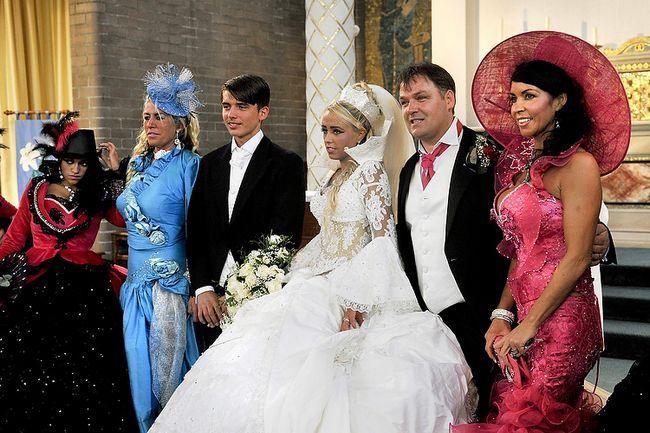 Moderna ciganska poroka