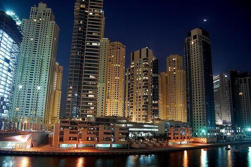 Opredelimo: kje so Dubaj?