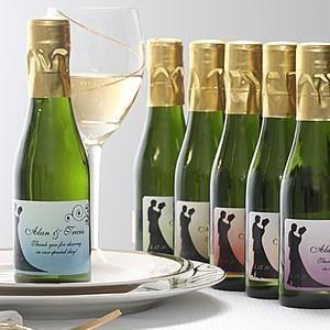 Izdelujemo nalepke za poročni šampanjec