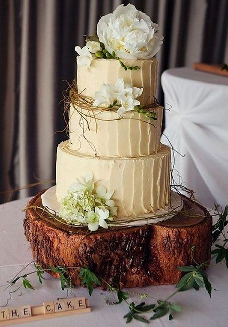 Torta za leseno poroko