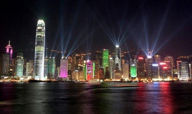 Kje je Hong Kong? Ali naj ga obiščem?