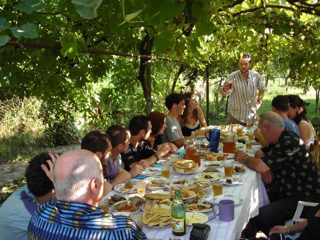 Gruzijska poroka: običaji in obredi, fotografija