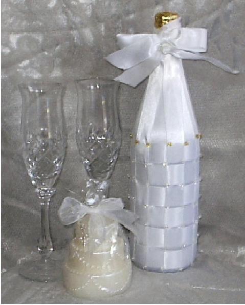 Zanimive steklenice. Poroka Dodatki
