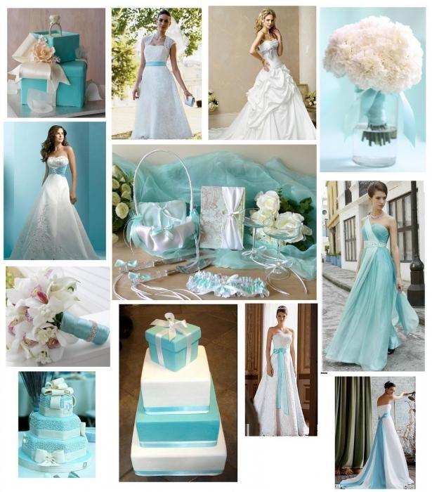 Odlična poroka v slogu Tiffany: priporočila za oblikovanje