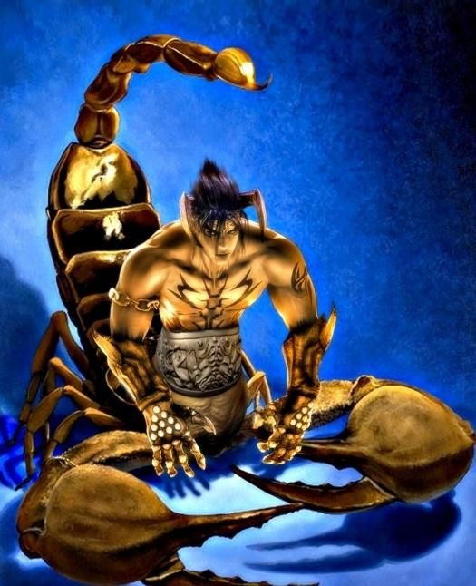 kako se zaljubiti v človeka škorpijona