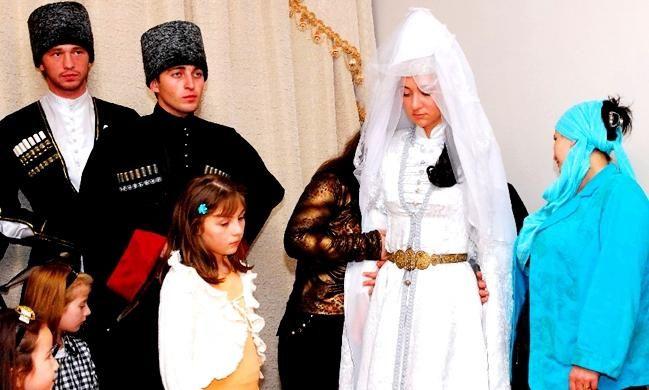 Kabardijske poroke