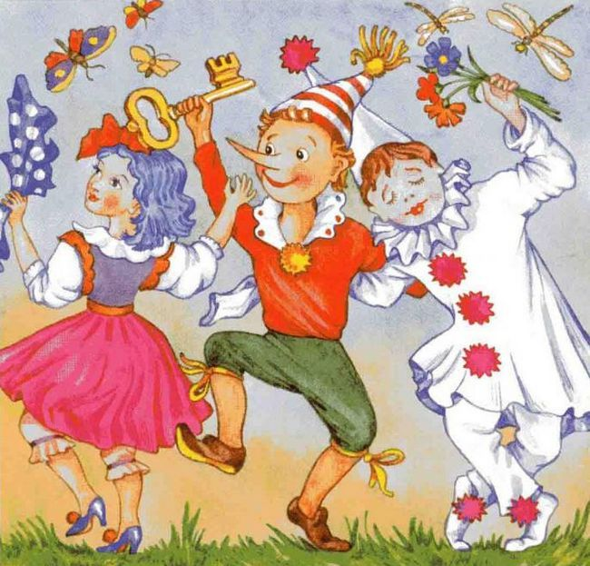 kako pripraviti Pinocchio in Malvino