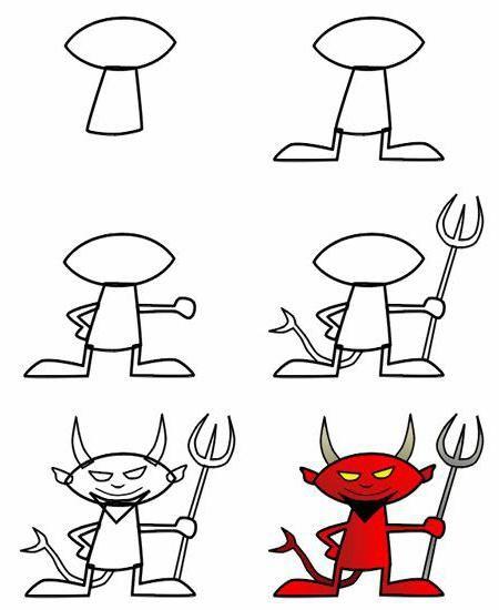 kako pripraviti demona in angela