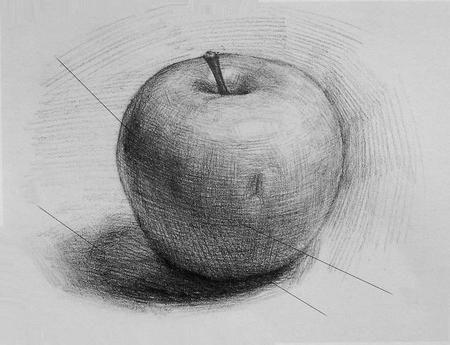 Kako pripraviti jabolko: naučiti se videti lepo v navadnem