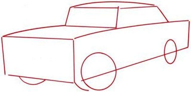 Kako pripraviti avto s svinčnikom - mojstrski razred