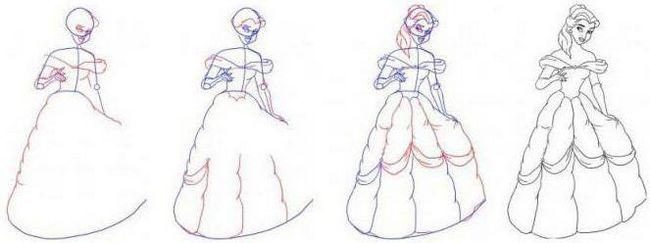 kako pripraviti princesa Disney