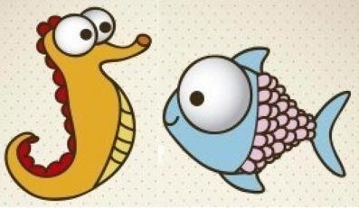 Kako pripraviti ribe in akvarij - dva master razreda