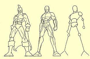 kako pripraviti fazo superheroja po stopnjah