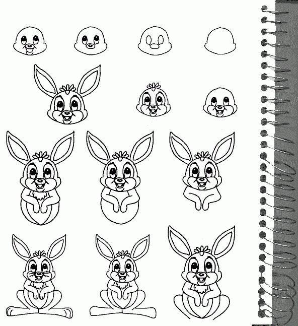 Kako pripraviti zajca s svinčnikom
