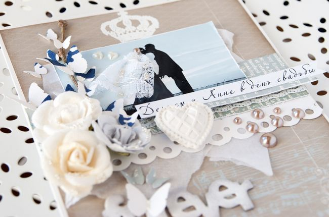 Kako narediti poročni album: ideje, fotografije