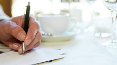 Kako podpisati poročno kartico? Nekaj nasvetov