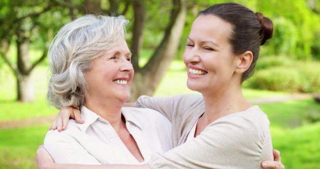 kako prositi odpuščanje od mame do solz