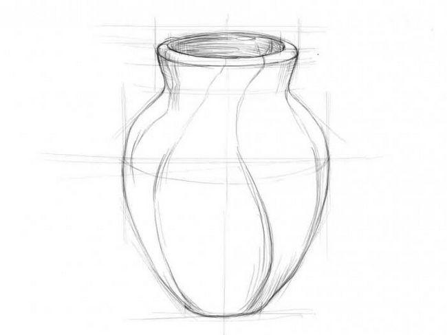 kako pripraviti vazo