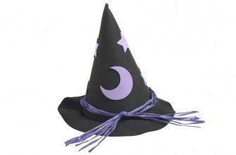 čarovniški kostum z lastnimi rokami