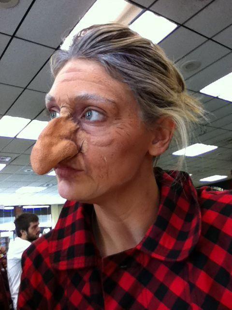 naredite nos ženske yage doma