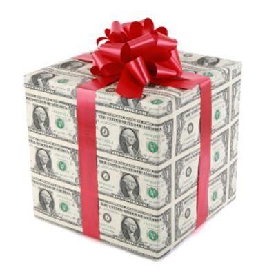 Kako narediti originalno darilo iz denarja za poroko?