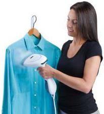 Kako izbrati parnik za oblačila za dom