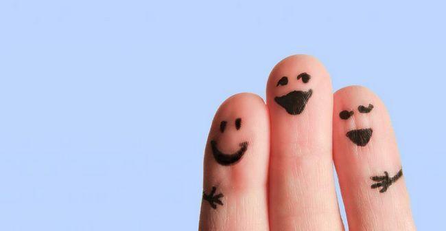 Prsti so prijatelji drug z drugim