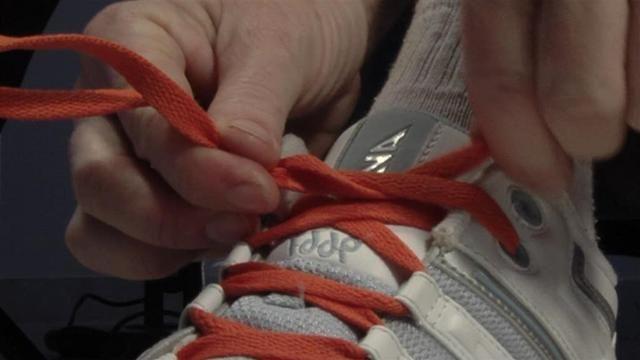 Kako povezati čevlje prvotno?