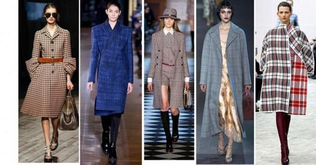 Kaj bo modni dežni plašč v letu 2014?