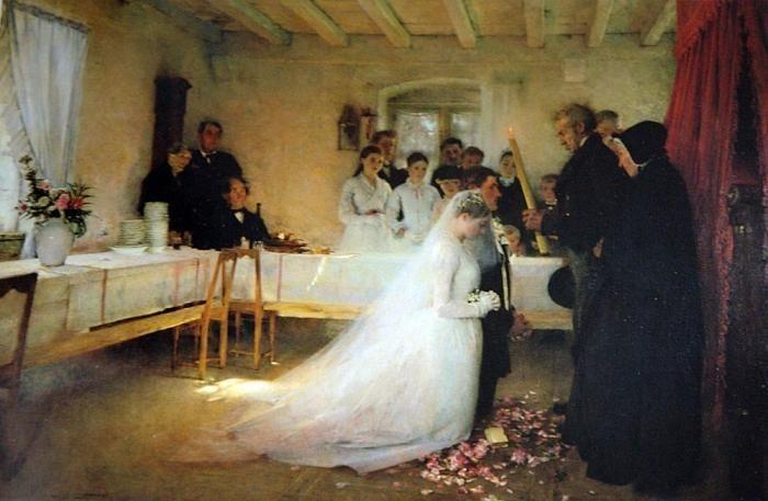 Kdaj in kako blagosloviti svojega sina pred poroko
