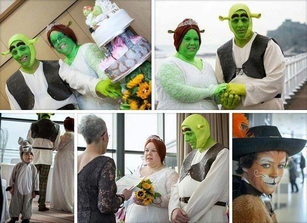 Ustvarjalna poroka: zabavno, nenavadno, izvirno!