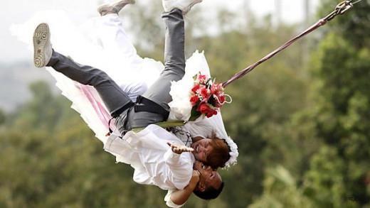 ustvarjalni poročni scenarij
