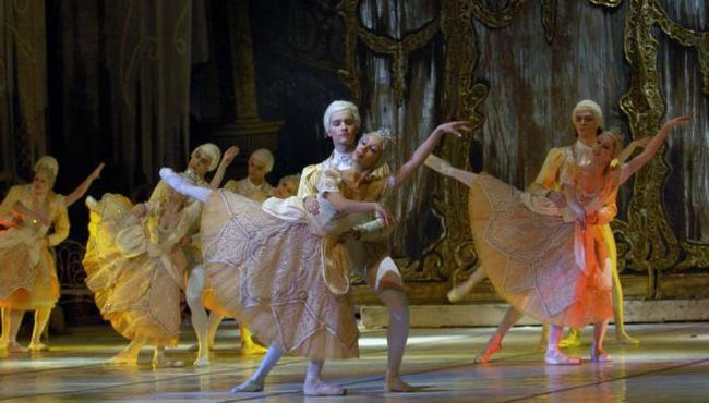 avtor baleta Pepelka