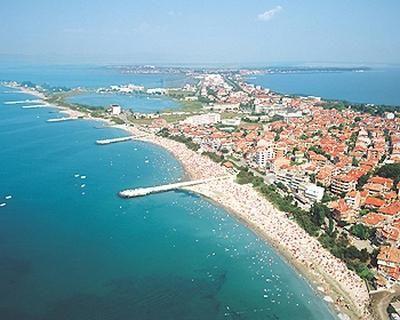 Resort mesta Rusije, ki se nahaja na obali Črnega morja