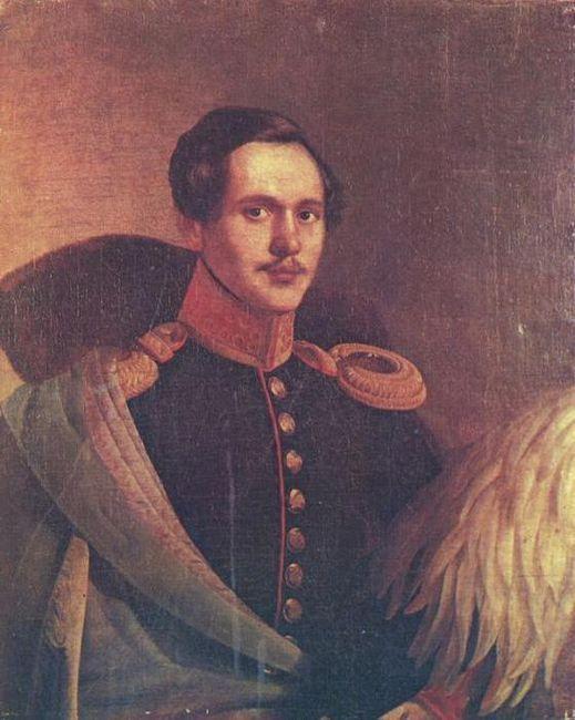 lirski junak Lermontovega poezije