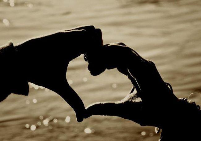 brezpogojna ljubezen je