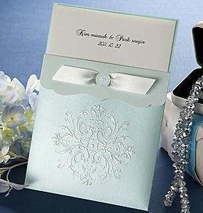 Mint poročna dekoracija