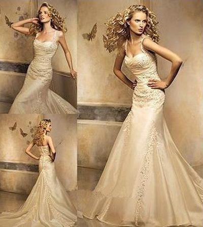 poročna obleka barva ayour