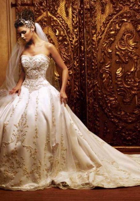 poročna obleka barva slonovine cvet