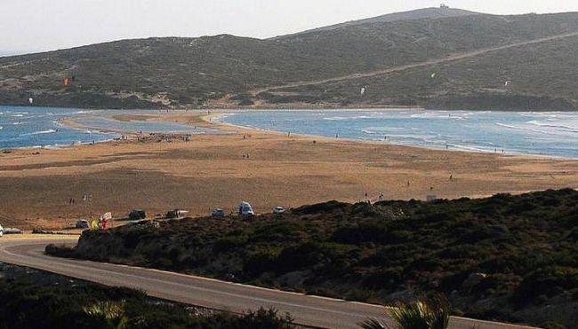plaža prasonisi rhodes